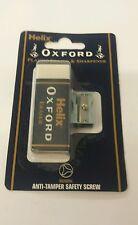 Helix Oxford Plastic Eraser & Pencil Sharpener School / Stationary / Office