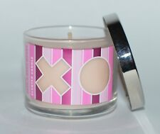 NEW BATH & BODY WORKS XOXO STRAWBERRY MIMOSA MINI SCENTED CANDLE 1.3 OZ PINK