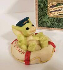 "Pocket Dragons ""Pocket Cruise"" with Box 1997 Real Musgrave"
