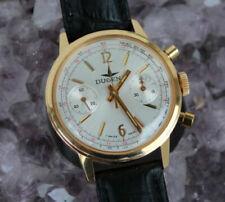 Mechanische (Handaufzugs) Dugena Armbanduhren für Herren