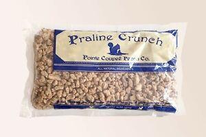 Praline Crunch Topping 1 lb Bag