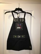 NEW Star Wars Darth Vader Youth Size Cooking Apron for Kids BBQ Kitchen