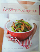 Everyday Cooking 2009 Weight Watchers Points Cookbook Softcover