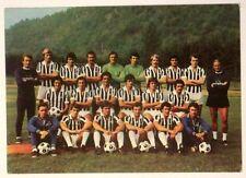 Cartoncino Juventus Squadra
