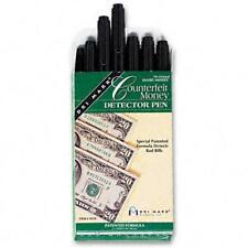 Dri Mark Smart Money Counterfeit Bill Detector Pen - Magnetic Ink - Black