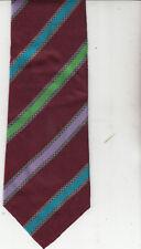 Kenzo-Authentic-100% Silk Tie-Made In Italy-Ke46- Men's Tie