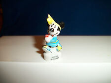 Minnie Mouse as Teenager Mickey & Gang Figurine Porcelain Feves Figure Disney