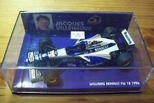 1/43 WILLIAMS 1996 RENAULT FW18 JACQUES VILLENEUVE