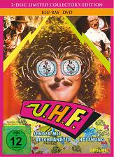 UHF - Sender mit beschränkter Hoffnung, 2-Disc LTD EDITION, Blu-ray, DVD NEU+OVP