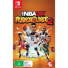 NBA 2K Playgrounds 2 Street Basketball Ball Sports Game For Nintendo Switch NSW