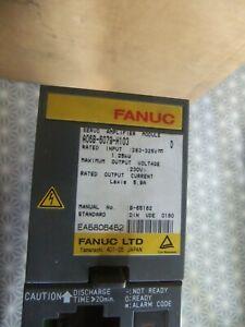 fanuc A06B-6079-H103 Modul D