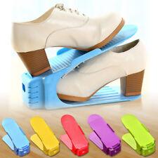 Creative Shoes Rack Organizer Space - Saving Storage Adjustable Shoe Storage Hot