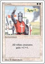 CRUSADE Revised Edition MTG White Enchantment RARE