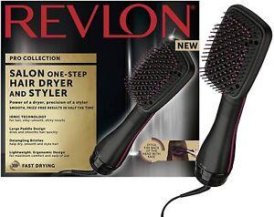 Revlon Pro Collection Salon One-Step Hair Dryer and Styler Hair Brush RVNDR5212