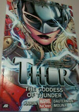 THOR THE GODDESS OF THUNDER VOL 1 BY AARON~ MARVEL TPB NEW