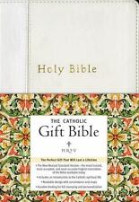 Holy Bible: New Revised Standard Version, White, Catholic Gift Edition by Bib...