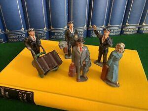 Britains Timpo Vintage Lead Figures.