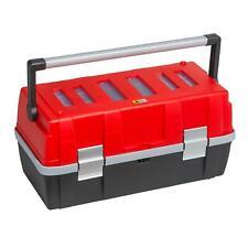 Allit Profi Werkzeugkoffer Alu Koffer leer McPlus C22 Koffer Werkzeugkasten
