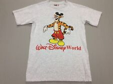 Vtg 80S 90S Tigger Walt Disney World Mickey Mouse Costume T-Shirt Adult Small