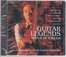 Shin-Ichi Fukuda GUITAR LEGENDS - Denon CO-18048 SEALED