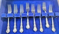 GOOD CONDITION S S WALLACE OLD ATLANTA STERLING SILVER DINNER FORK