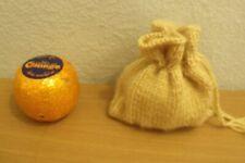 Knitting Pattern for Santa Sack chocolate orange cover