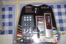 Technaxx DVB S4 - Tuner TV TNT- USB 2.0 -  NEUF