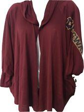 Youth Medium Harry Potter Hogwarts Hooded Soft Robe Dress-up Costume NWT MAROON