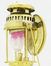 Parabol Seitenreflektor für Petromax HK150 messing