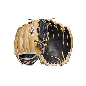 """2022 Wilson A2000 12"""" P12 Infielders Fastpitch Softball Glove WBW10043912"""