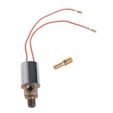 1/4'' Truck Air Horn Elektrische Elektro Magnetventil Messing Solenoid Valve 12V