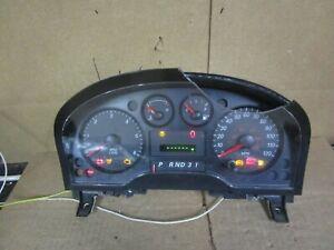 05 2005 Ford Freestar Speedometer Instrument Cluster 172K Miles 5F2T10849AB
