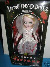 Living Dead Dolls  Tiffany   Bride of Chucky      2013 mezco toyz