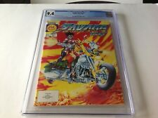 SAVAGE TALES V2 1 CGC 9.4 WHITE PAGES VIETNAM THE NAM 5TH TO 1ST MARVEL COMICS
