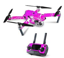 DJI Mavic 2 Pro Zoom Aufkleber Skin Schutzfolie Skins Sticker Folie Purple Crush