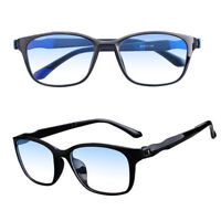 Anti Blue Light and Anti Block Glare Pro Computer Reading Glasses Unisex Readers