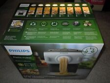 New Philips Pasta Maker Hr2358/05 Automatic Electric Noodle Ramen Udon