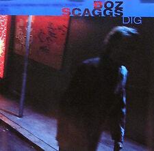 BOZ SCAGGS 2001 DIG UNUSED TOUR POSTER ORIGINAL