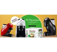 Macchina Caffe Automatica Cialde Capsule Dolce Gusto Foodness + Kit Degustazione