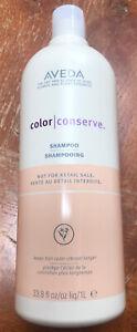 Aveda Color Conserve Shampoo 33.8 oz / 1 liter