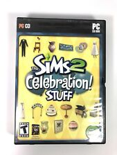 The Sims 2 Celebration Stuff -- Expansion Add-On Pack Windows PC Computer Game