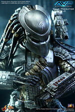 Hot Toys Aliens vs Predator Scar Predator 2.0 AVP 1/6th Scale n iro mar cap lok