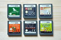 NDS - 6 Spiele für Nintendo DS (Set 39)
