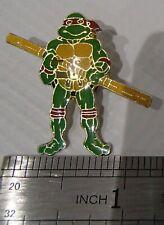 New listing Vintge Tmnt Teenage Mutant Ninja Turtles Donatello 1989 Pin Mirage Studio TieTac