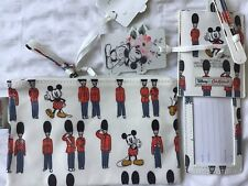 Cath Kidston New Disney London Guard  Soldier Luggage Tag & Zipped Case Wallet