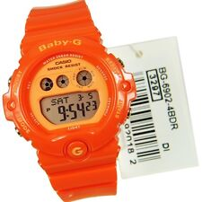 BG-6902-4B Genuine Casio Baby-G Watch  Resin Band Mineral Glass 200M WR