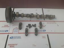 1999 VOLKSWAGEN JETTA 2.0L CAMSHAFT WITH CAMSHAFT PULLEY CAM GEAR