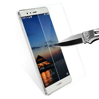 Real Tempered Glass Film Screen Protector for Huawei P9 Plus Mobile Phone