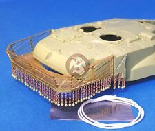 Legend 1/35 IDF Merkava Mk.II Turret Basket Set (for Academy) [PE Detail] LF1055