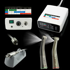 NSK KAVO Dental Electric Motor + 1:5 16:1 Handpiece Contra Angle Internal Spray